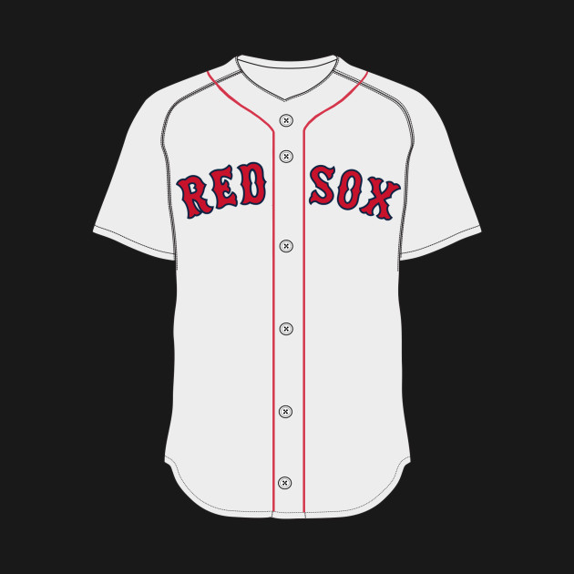 hot sale online 353a9 19946 Boston Red Sox Jersey