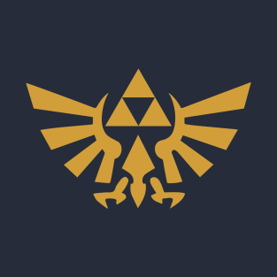Zelda Triforce t-shirts