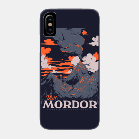 the best attitude dd7c6 3ea72 Lord of the Rings Phone Cases and Fan Art | TeePublic