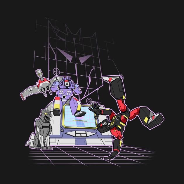 Decepticon B-bots