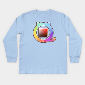Paint Tool Sai Kids Long Sleeve T Shirts Teepublic