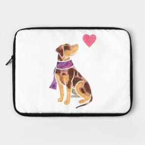 Catahoula Hog Dog Laptop Cases | TeePublic