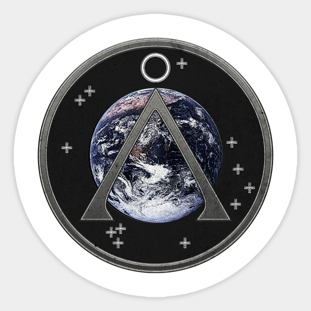 Stargate SG-1 Project Earth Patch