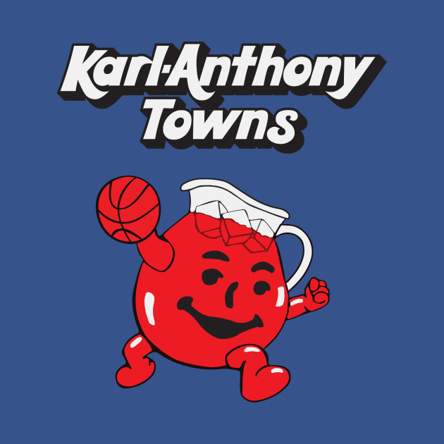 Karl Towns Oh Yeah
