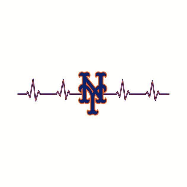 The Heartbeat of a Mets Fan