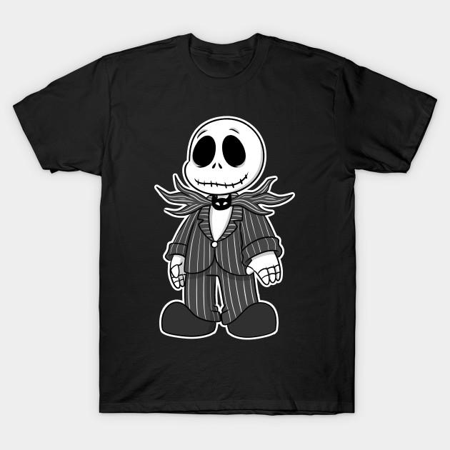 Jack Skellington Jack Skellington T Shirt Teepublic