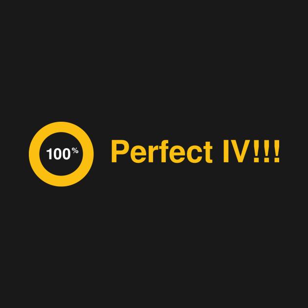 100% Perfect IV!!!