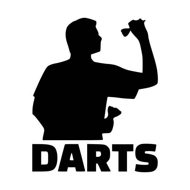 darts training shirt