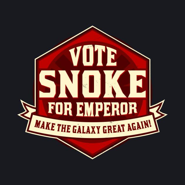 VOTE SNOKE