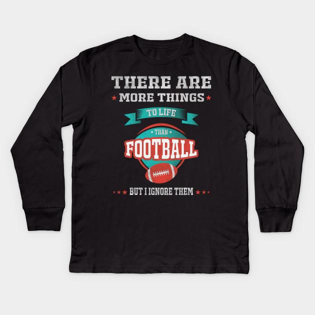 AMERICAN FOOTBALL NFL FUNNY SHIRT GIFT - American Football - Kids ... d8637dbf6
