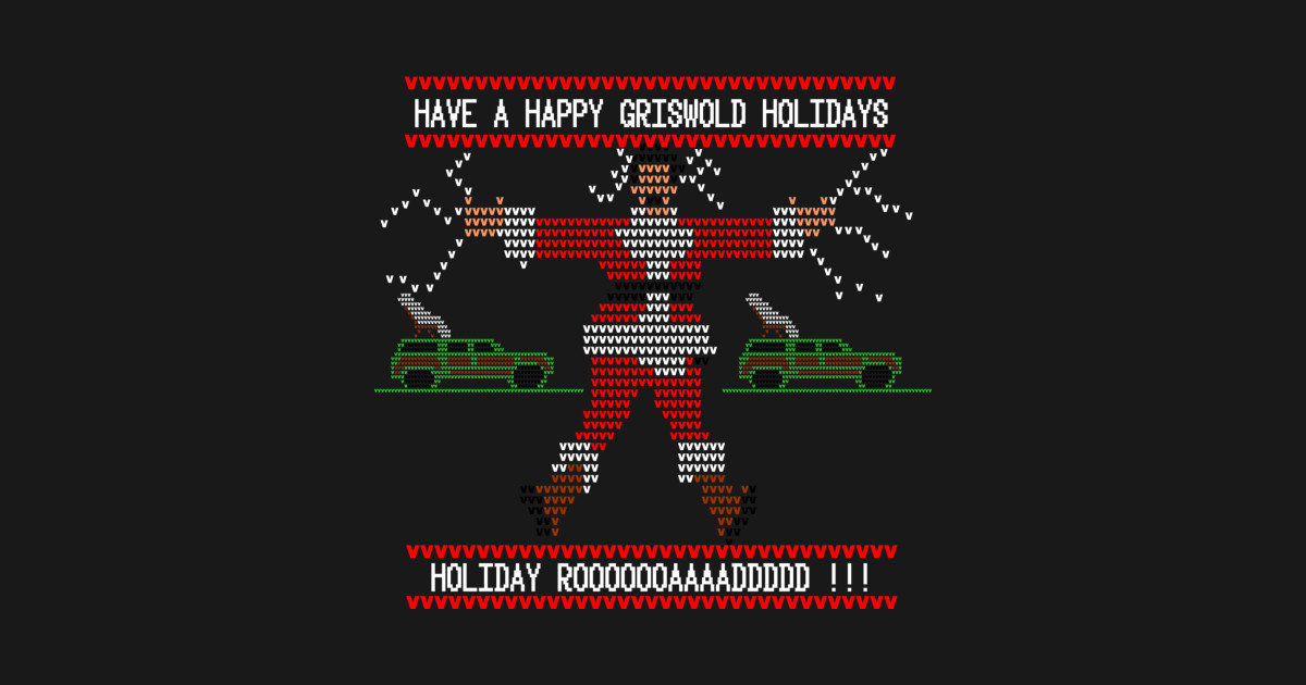 f1f5cc0c7 National Lampoons Christmas Vacation T-Shirts | TeePublic