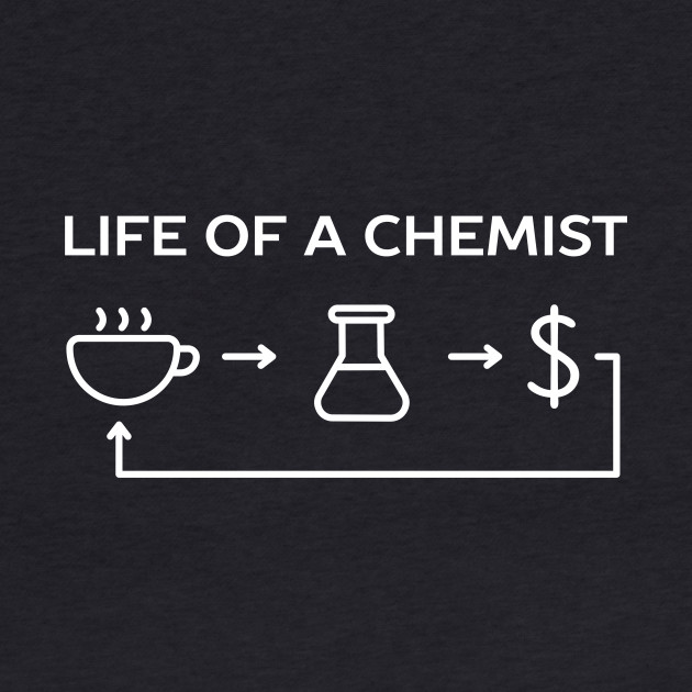 Funny Chemistry Science Work Humor T-Shirt