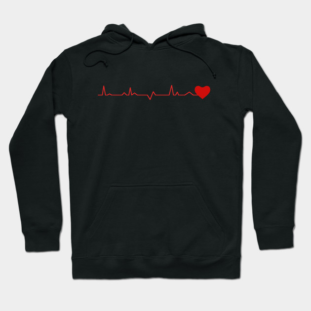 National Wear Red Day Hoodie