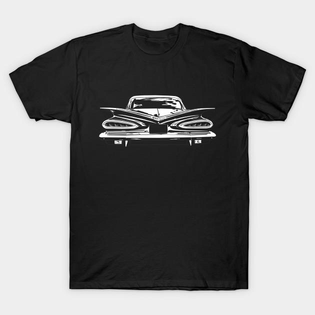 Chevy T Shirts >> 1959 Chevy