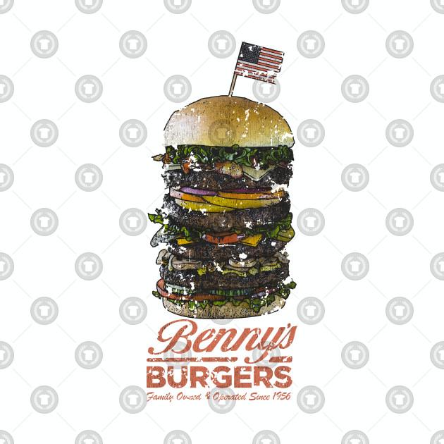 Benny's Burgers Vintage
