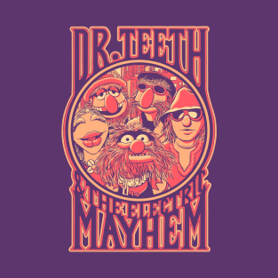 Dr. Teeth t-shirts
