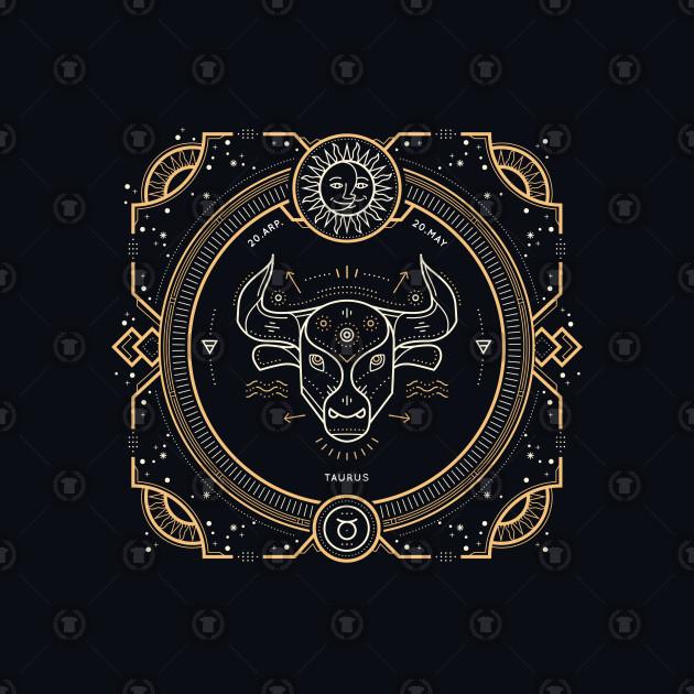 black astrology taurus