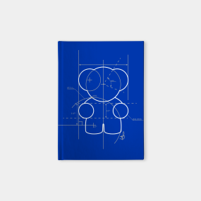 Blueprint Notebooks | TeePublic