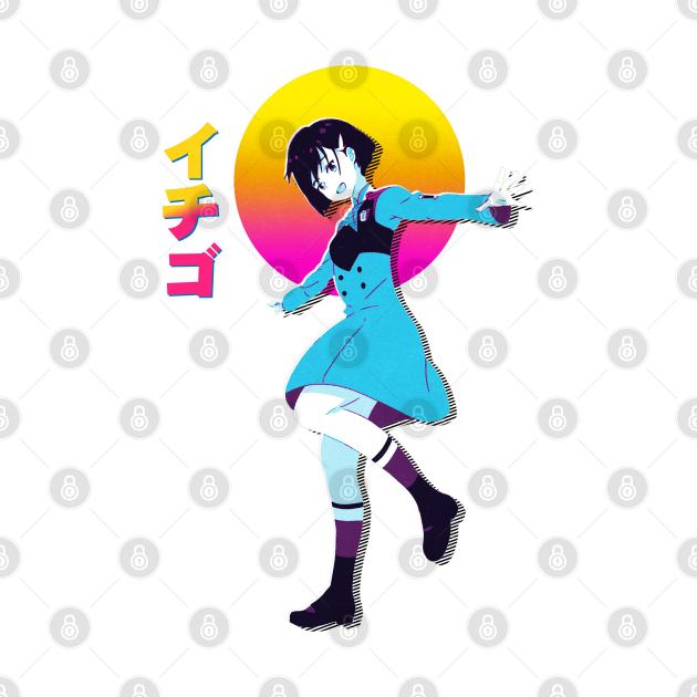 Ichigo DARLING in the FRANXX  | Anime Retrowave