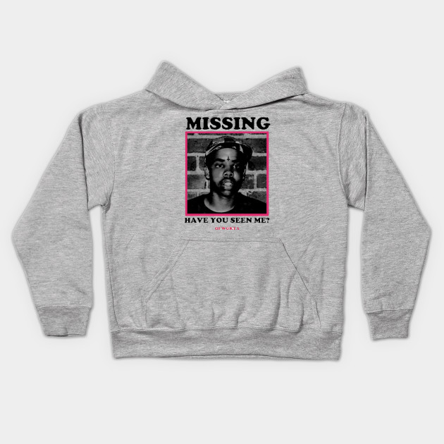 Earl Is Missing Free Earl Idlsidgo Kids Hoodie Teepublic
