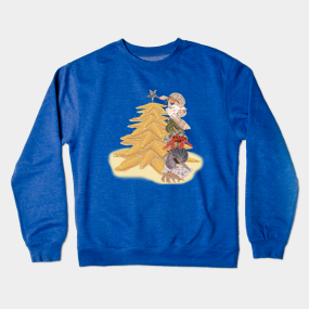 0c0c25a98 Beach Christmas Crewneck Sweatshirts | TeePublic