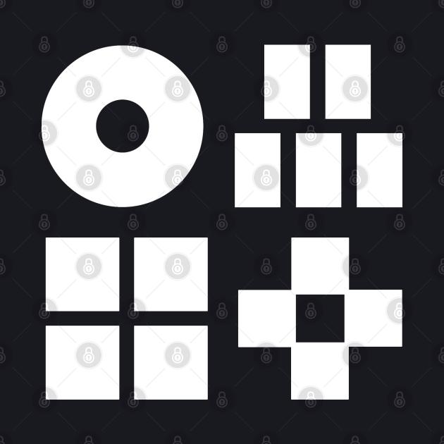 MUSIC GAMES minimal BLACK