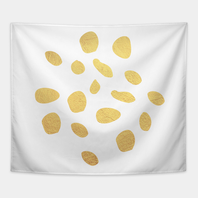 Simply Gold Dots