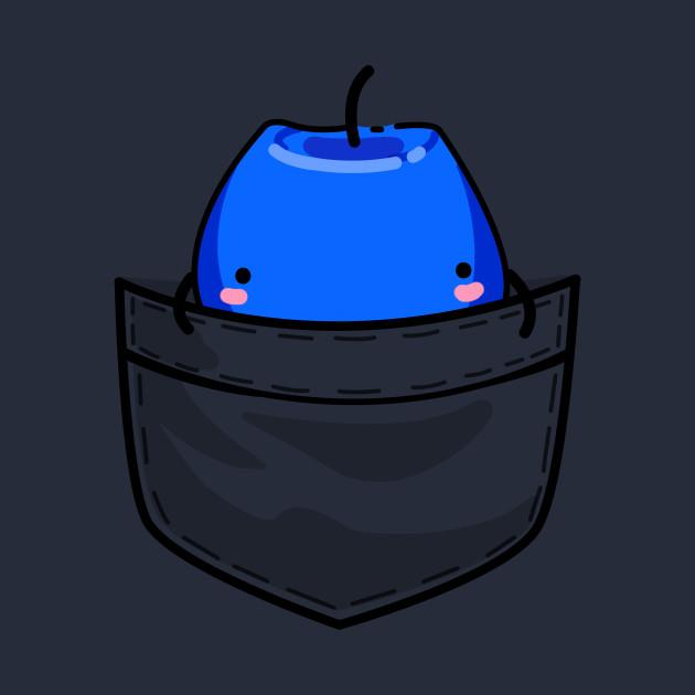 Pocket Junimo - Blue Version