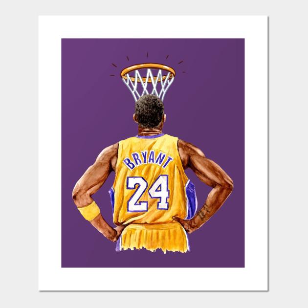 View Kobe Bryant Poster Print JPG
