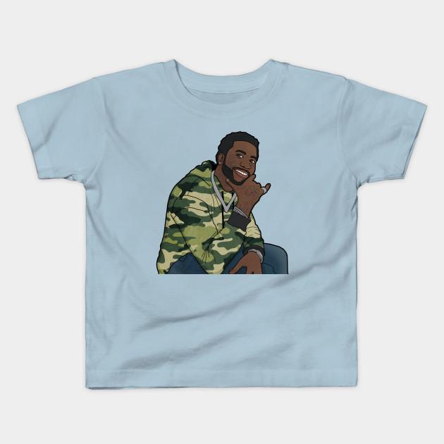 c463b653 Gucci - Gucci Mane - Kids T-Shirt | TeePublic