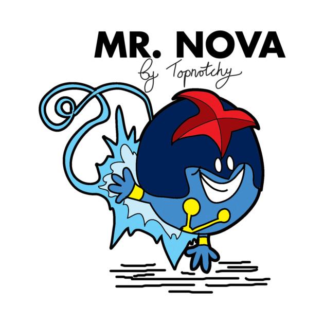 Mr Nova