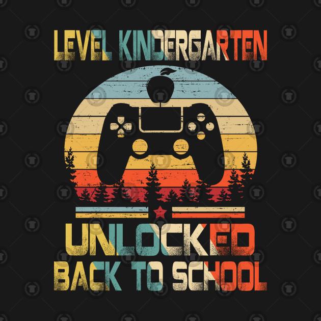 Level Kindergarten Unlocked Back to School 2019