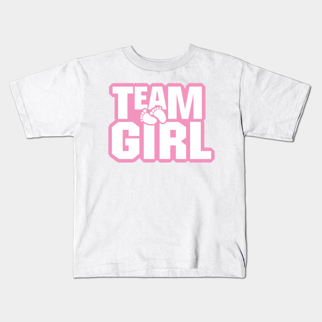 Team Girl Baby Shower Gender Reveal Party Pink Baby Shower Gifts