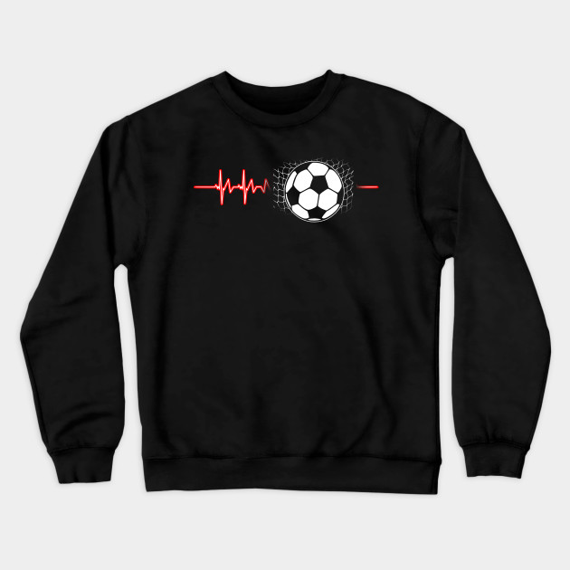 Soccer Heartbeat Goalie Football Players Goalie Rugby Team Sports Gift