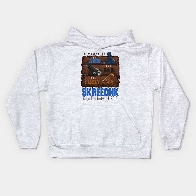 "Skreeonk.com's ""The Good, The Bad, & The Ugly"" Alternate"