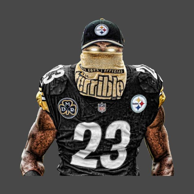 3feba45da Mike Mitchell Terrible Towel - Steelers - Mug