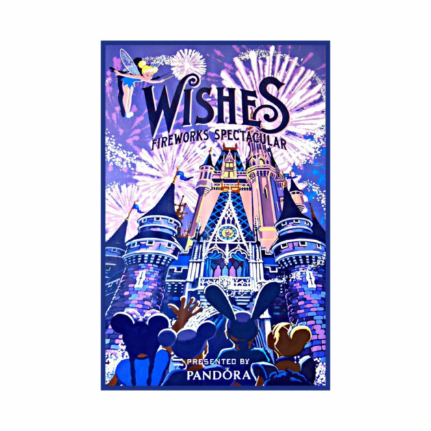Wishes Attraction Poster