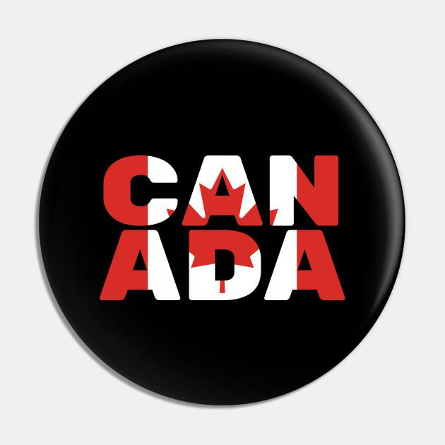 Canada Flag Text