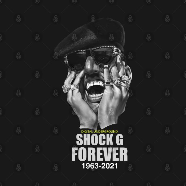 SHOCK G FOREVER