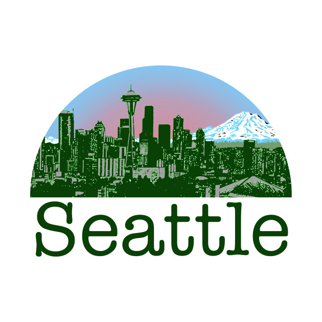Seattle, the Emerald City
