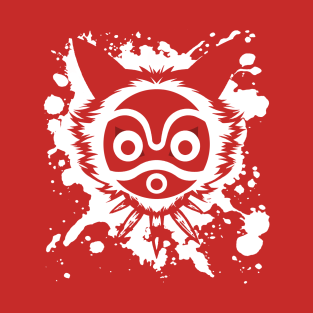 Mononoke Splash t-shirts