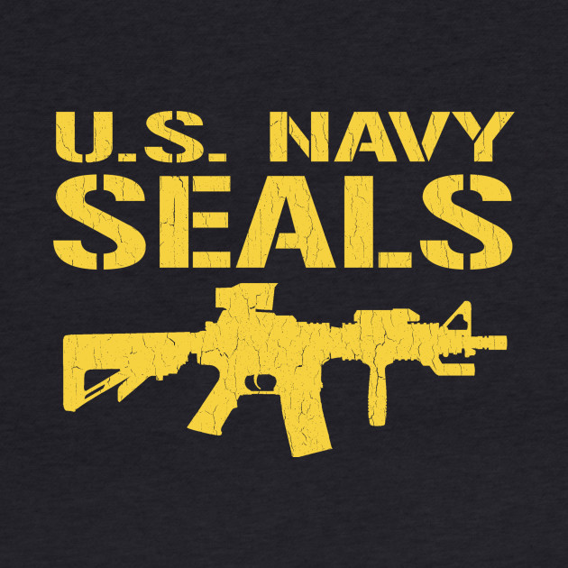 US Navy SEALs (vintage distressed look)