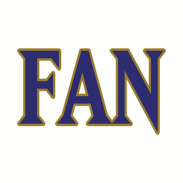 Baltimore LYFE Football SUPER FAN