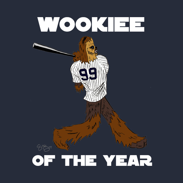 Wookiee Of The Year (blue)
