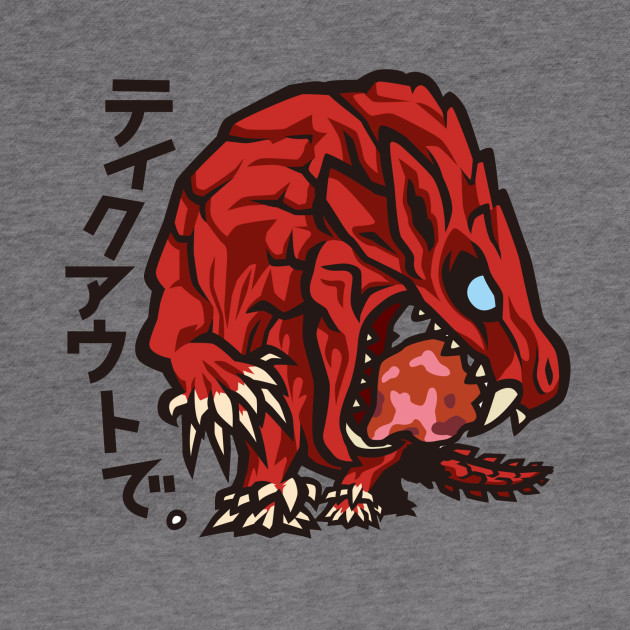 Chibi Odogaron Monster Hunter World Hoodie Teepublic