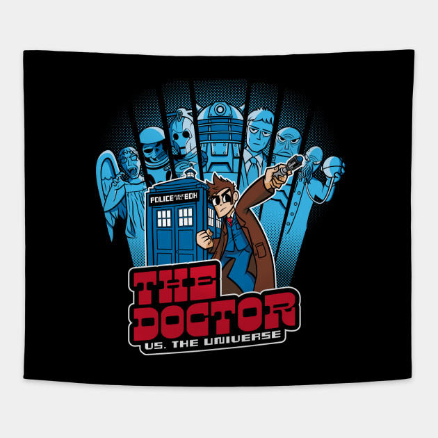 The Doctor VS. The Universe 10th Edition