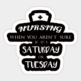 Nursing Quotes Amusing Nursing Quotes Stickers  Teepublic
