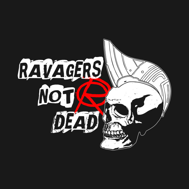 Ravagers not Dead