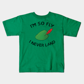 96e11ebae Im So Fly Kids T-Shirts   TeePublic