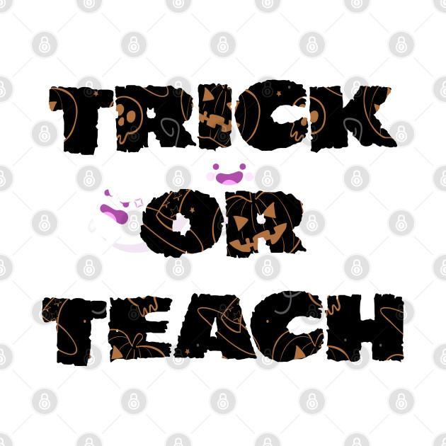 Trick or Teach Halloween